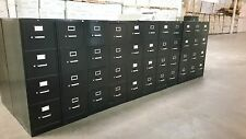 FILE CABINETS 4 DRAWER VERTICAL STYLE - key & delivery available -