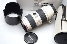 Canon EF 70-200 mm f/2.8 IS L USM