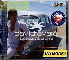 = DAVID TAVARE - LA VIDA VIENE Y VA  / CD sealed from POLAND