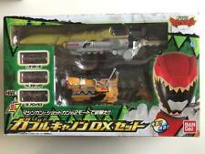 Bandai Power Rangers Zyuden Sentai Kyoryuger Gaburi Cannon Dx Set Retro Toy