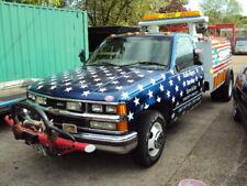 Chevrolet 3500 SILVERADO  Recovery truck RHD Spec lift