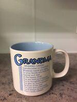 Grandma Meaning Caring Name Mug Coffee Poetry Papel Marci G Tea Cup Gift Mug