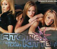 Atomic Kitten Eternal flame (2001) [Maxi-CD]