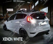 For Ford Fiesta MK7 ST 08-on 2x XENON Bright White LED Reverse Light Bulbs