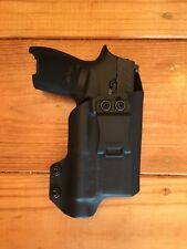 Sig Sauer P320c Compact w/TLR1 Light Inside Waistband (IWB) Holster Adjustable