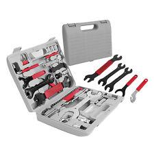 44tlg Fahrrad Werkzeug Reparatur Bike Tool Box Set Werkzeugtasche Werkzeugkoffer