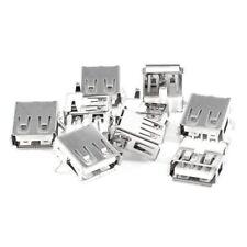 Solder Usb-a Female Jacks PCB Socket Connector Type a Standard