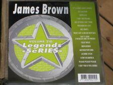 JAMES BROWN Karaoke CDG 16 Songs SEX MACHINE I Got You HOT PANTS Mother Popcorn