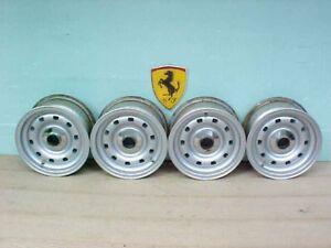 Ferrari 365 Wheels_Rims_700337_CAMPAGNOLO_42 Rudge Hubs_GTC 2+2_15X7.5 _FOUR_OEM