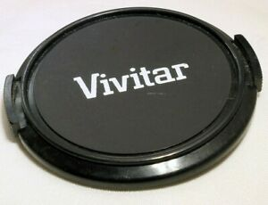 Vivitar 52mm Front Lens Cap Snap on type plastic genuine vintage