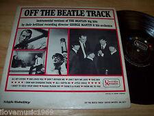 "George Martin ""Off the Beatle Track"" UAL3377 United Artists instrumental BEATLES"