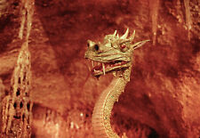 1962's WONDERFUL WORLD OF BROTHERS GRIMM dragon closeup color 7x10 scene #1