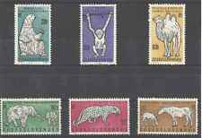 Timbres Animaux Tchécoslovaquie 1214/9 ** lot 8285