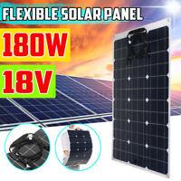 180W 18V Molto Flessibile Pannello Solare Tile Mono Caricabatterie Impermeabile
