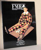 FMR 3/1990 - maggio 1990 - edizione italiana - ephemeris franco maria ricci