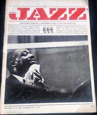 RIVISTA MUSICA JAZZ N.11 (278) 1970