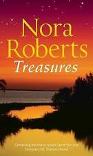 Secret Star / Treasures Lost, Treasures Found by Nora Roberts (paperback)