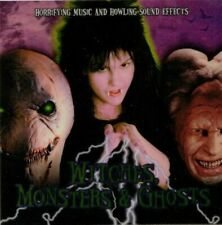 Roy Shakked - Witches, Monsters & Ghosts #3338 (1999, Cd)