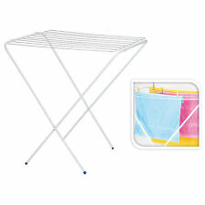 Clothes Laundry Airer Dryer Outdoor Indoor Washing Horse Folding Rack Towel 7.3M