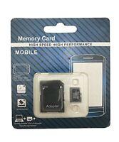 Carte Memoire Micro Sd SDHC Classe 10 128go Neuve