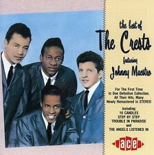 Johnny Maestro, The - Best of Crests Featuring Johnny Maestro [New CD] UK