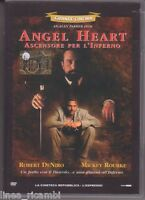 DVD Film: Angel Heart, ascensore per l'inferno - USA 1987