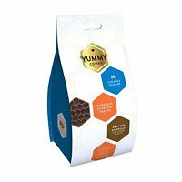 YUMMY COMBS Dental Treat - Medium - Protein Formula - 8 OZ Bag
