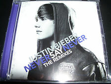 Justin Bieber Never Say Never The Remixes (Australia) CD – Like New
