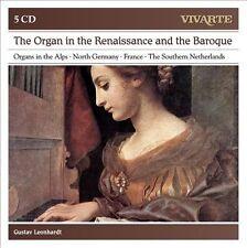 The Organ In Renaissance And Baroque ; North German Organ Music; Historic Organs