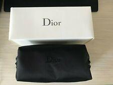 Dior Vip Gift cosmetic bag men black colour