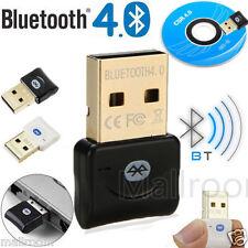 Bluetooth 4.0 USB 2.0 CSR 4.0 Dongle Adapter Für PC Laptop WIN XP VISTA 7 8 10