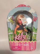 Kelly Club - Fun  w/ Pet Cat, from the world of Barbie 2005 #j6096 NIB
