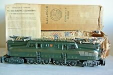 LIONEL Post-War, No. 2332-275 Green GG1 Electric Locomotive in box - Original