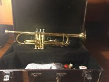 Yamaha YTR2335 Trumpet W/ Case & Mouth Piece Nice Shape Serial #422594A