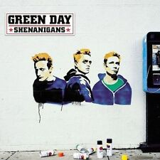 GREEN DAY - Shenanigans (Vinyl LP) 2009 REP 48208 NEW / SEALED