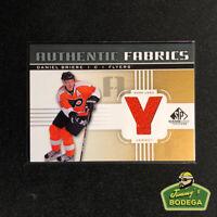 Daniel Briere  2011-12 Upper Deck SP Game Used #AF-BR