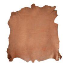 Blankleder Dickleder Rindsleder pflanzlich gegerbt 190 x 160cm - Ganze Haut