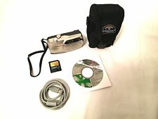 Fujifilm FinePix 2400 Zoom 2.1 MP 3X Opitcal Zoom Digital Camera, Case, Instruct