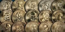 $1 Presidential US Dollar Coins - Pack of 3 - [ Real ]