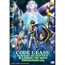 Code Geass: Hangyaku No Lelouch II - Handou The Movie DVD ENGLISH SUBTITLES NR