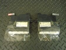 2000 LEXUS LS400 4.0 V8 AUTO PAIR OF FRONT DOOR CONTROL ECU 89223-50120