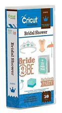 Cricut Bridal Shower Cartridge Use w/ Explore Expression & All Cricut Machines