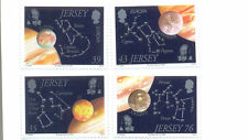 Jersey-The Planets -Space mnh set