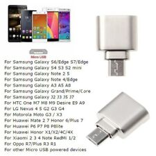 Micro USB OTG TF SD Micro Card Reader Adapter For Samsung Xiaomi Huawei Android