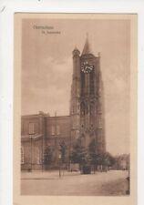 Gorinchem St Janstoren Vintage Postcard Netherlands 643a