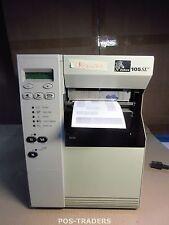 ZEBRA 105SL 10500-300E-3070 Rewinder  LAN WiFi 300DPI DT/TT Thermo Label Drucker