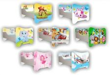 Children Bed, Bed For Girls Boys Kids with mattress 160x80cm