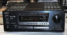 ONKYO TX-DS-676 AV STEREO RECEIVER GOOD CONDITION COMMERCIAL SURPLUS