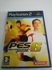 Pro Evolution Soccer 6-Sony PlayStation 2, 2007 rápido y gratis