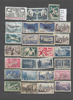 STAMPS LOT FRANCE  USED (L36058)